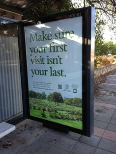 Adelaide Cemeteries Ad