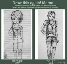 Draw This Again Meme by Marissa-Emily.deviantart.com