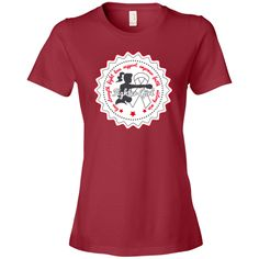 Lung Cancer Fighter Girl Women's Fashion T-Shirts featuring a silhouette female figure in a fighter position ready to take on the fight against cancer with an empowering words of Love, Strength, Fight, Empower, Faith, Victory and Win by store.gifts4awareness. #LungCancerAwareness