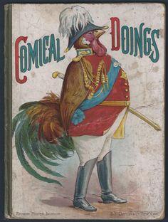 Comical Doings ~ c. 1890-1900