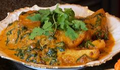 Spices can transform any dish into a sensational culinary experience. Yudhika shows you how to add a bit of magic to your favourite veggies dishes with an Real Food Recipes, Cooking Recipes, Thai Red Curry, Spinach, Spices, Channel, Veggies, Potatoes, Vegan