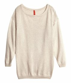 Basic Sweater by HM Natural