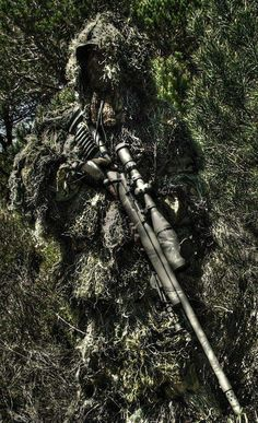 sniper  Looking to blend in? Watch out for this guy on doomsday. He's not going down easily. #DayAfterDisaster