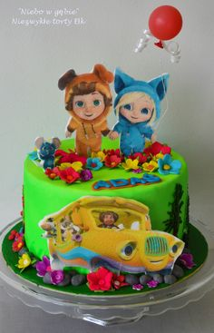 Dave and Ava birthday cake (4) | Dave & Ava 1st Birthday ...