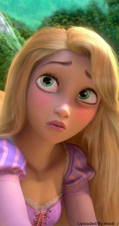 :'( Rapunzel