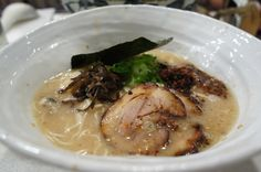 Tondaku  Ramen at Bassanova NYC by @Laura Jayson Lord of the Forks = Food Traveler