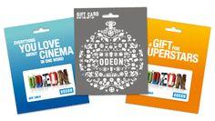 Cinema Tickets/Vouchers