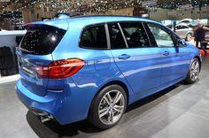 BMW 2 Series Gran Tourer (F46) new - http://autotras.com
