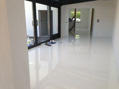 7 fertiger boden beton cire floor pinterest boden fu boden und bodenbelag. Black Bedroom Furniture Sets. Home Design Ideas