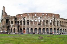 1 Day in Rome Walking Itinerary   Colosseum