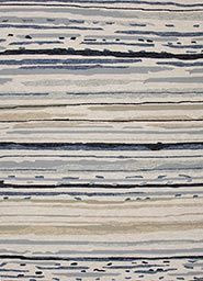 Polypropylene Material Rugs in Ivory,white color