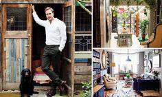 Inside Ben Fogle's five-bedroom Kensington home