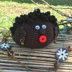 Coin purse crochetcrochet pursecrochet wallet di JustForYouhm