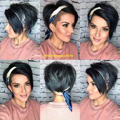 Long Pixie Hairstyles, Undercut Hairstyles, Bob Hairstyle, Wedding Hairstyles, Office Hairstyles, Simple Hairstyles, Medium Hair Styles, Curly Hair Styles, Short Hair Designs