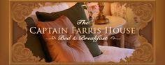 The Captain Farris House has a page on their website dedicated to Indulgences! Mom would surely love any of them, along with an overnight stay. Chamber Of Commerce, House Beds, Bed And Breakfast, Cape Cod, Trip Planning, Mother Day Gifts, Vacation, Main Street, Bass