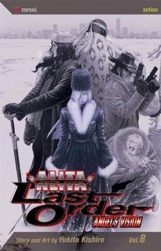 Battle Angel Alita: Last Order, Vol. 8 - Angel's Vision by Yukito Kishiro