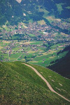 Adelboden, Switzerland   Patrik Schilt