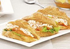 Free smoked salmon and lime croissants recipe. Try this free, quick and easy smoked salmon and lime croissants recipe from countdown.co.nz.