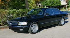 https://flic.kr/p/xtZJxL | Mercedes-Benz 380 SEC (W126)