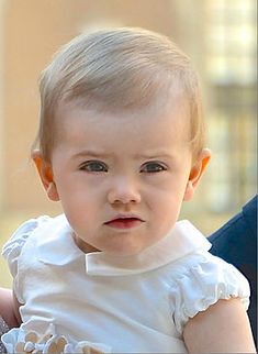Prinses Estelle in juni 2013