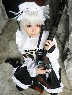 miyukicat(愚かな猫 ) Chaika Trabant Cosplay Photo - WorldCosplay