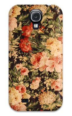 Galaxy S4 Case Samsung S4 cases Galaxy S4 Hard Cover by SamarnCase, $16.00