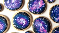 "zandperl: "" startorialist do you do foods too? "" We absolutely do foods! One of our favorite DIY posts so far is this AGN cake we posted at the start of the year. These galaxy cookies are looking..."