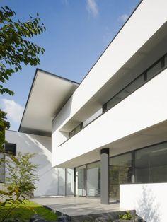 House Heidehof / Alexander Brenner Architects
