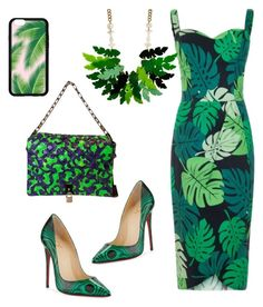 """""""Set27"""" by comicdina ❤ liked on Polyvore featuring Christian Louboutin and Marc Jacobs"""