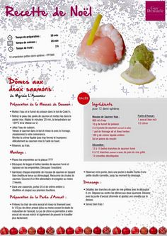 Adapte aux dômes Cantaloupe, Entrees, Cocktails, Fruit, Cooking, Desserts, Food, Cooking Recipes, Salmon Terrine