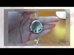 Youtube video showing how to use an essential oil diffuser necklace.