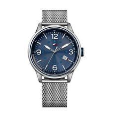 Tommy Hilfiger - Men\'s Peter Stainless Steel Bracelet Watch - 1791106 - Online Price: £125.00