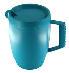 PMI Double-Walled Desktop Mug - 34 Oz - Teal by PMI Worldwide. $6.99. BPA Free. Double-Walled Thermal Desktop Mug. Slide-Close Lid Protects Your Area. Holds 34 Ounces Of Your Favorite Beverage. Snap-On Lid Holds Tight - Leak-Free. At PMI, we manufacture, market and design innovative food and beverage solutions designed for busy lifestyles. Our two most recognizable brands, Stanley, turning 100yrs in 2013 and Aladdin, established in 1908, are time proven. By using advanced ...