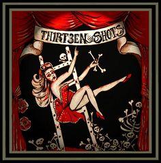 Thirt3en Shots (UK) - VAUDEVILLE - Theater punk'n'roll [4]