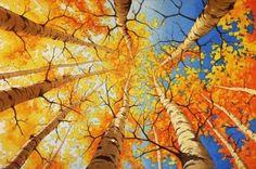 Anton Pavlenko - Aspen Heights | Be still my art | Pinterest | Aspen
