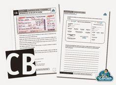 La Eduteca: TRABAJANDO LAS COMPETENCIAS | Interpretar un billete de avión