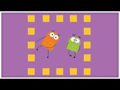 "▶ ""Squares,"" Songs About Shapes by StoryBots - YouTube"