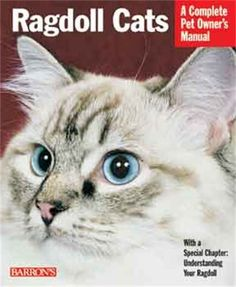 Ragdoll Cats (Barron's Complete Pet Owner's Manuals) -- To view further for this item, visit the image link.