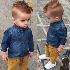 Little Boys Fashion Cloths