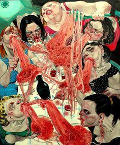 دائري الفن: إنريكو Robusti
