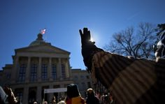 More than 100 bills have been introduced in this year's legislative session to protect religious freedom or allow people to refuse services based on their faith. In at least eight states, legislatu...