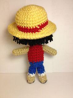 Amigurumi One Piece Pattern : 1000+ images about Amigurumi on Pinterest One piece ...