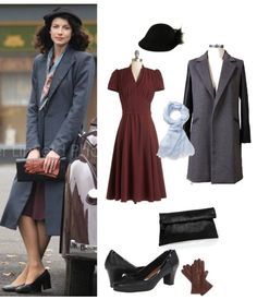 """Inspired by Caitriona Balfe's Claire Randall in """"Outlander"""""""