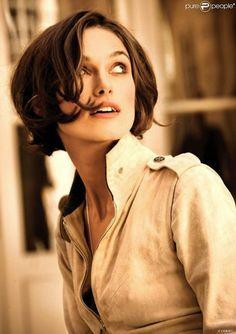 Keira Knightley dans la publicité Coco Mademoiselle