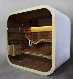 sauna Mayo designed for Dyntar sauny