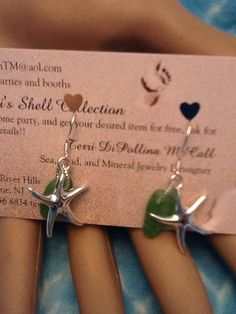 A personal favorite from my Etsy shop https://www.etsy.com/listing/240022649/designer-inspired-starfish-charm-with