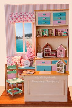 Miniature dollhouse ♡ ♡