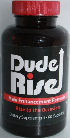 Amazon.com: All Natural Herbal Male Enhancement Capsules - Dude Rise: Health & Personal Care