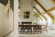 Ben Thompson combines the grandeur of a Georgian manor with the informality of a modern farmhouse for the interiors of Heckfield Place hotel in Hampshire Top Interior Designers, Interior Design Studio, Architecture Awards, Interior Architecture, Best Interior, Modern Farmhouse, Design Trends, New Homes, Places