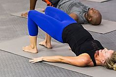 5 Glute Bridges You Can Do in Front of Your TV